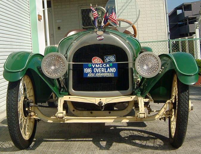 1916 Overland Speedster