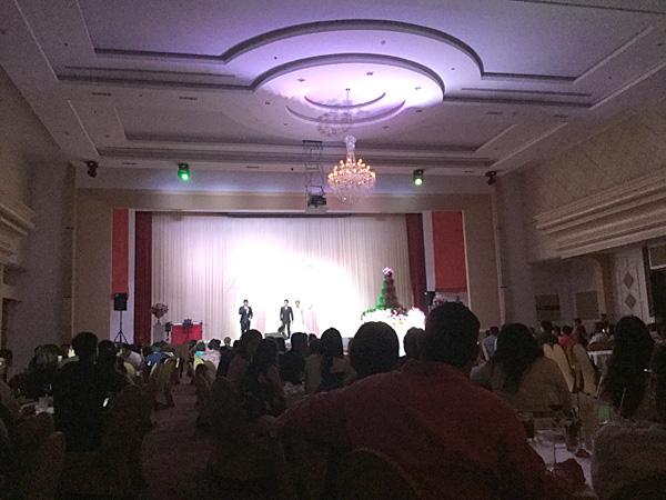 家族ビザの1年更新手続き&友達の結婚式でバンコクへ