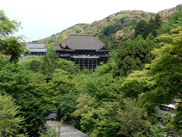 京都観光3日目 清水寺~福井へ