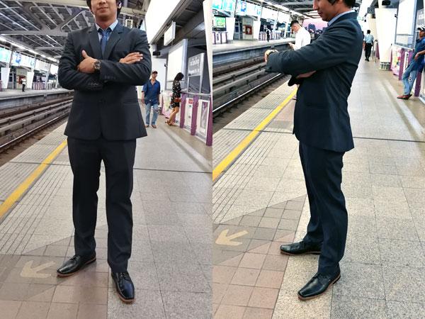 タイでオーダーメイドのスーツを作りました