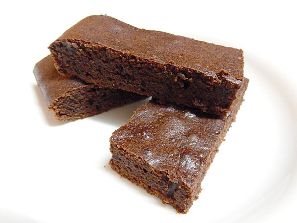 おやつに簡単 チョコレートブラウニーの作り方 レシピ