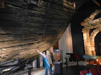 フリーマントルへ行くも観光できず やっとこ難破船ギャラリー