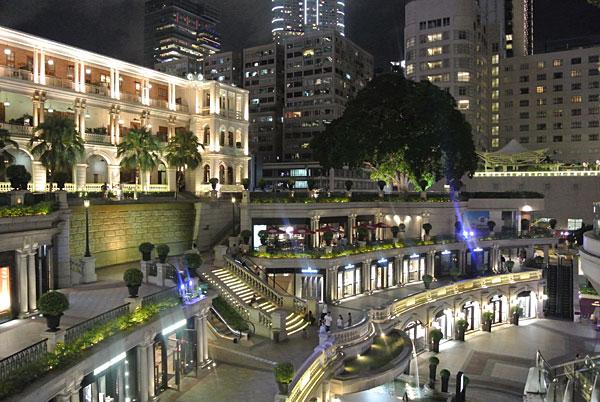 香港へ 1881ヘリテージとシンフォニーオブライツ