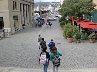 ルツェルン観光