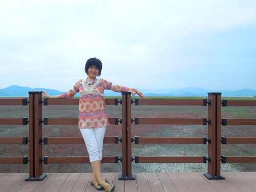 順天湾庭園と自然生態公園