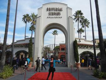 ユニバーサル・スタジオ ロサンゼルスで本場を体験!