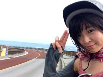レンタルバイクで沖縄南部 識名園、斎場御嶽、喜屋武岬