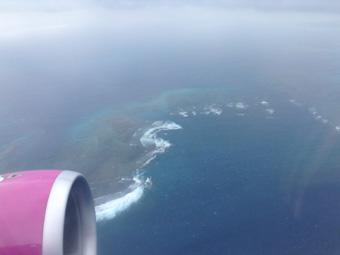 那覇から石垣島へ ヒッチハイクをして八重山そばを食べる