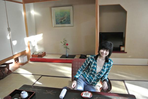 1300年の歴史 粟津温泉 法師に泊まってきました