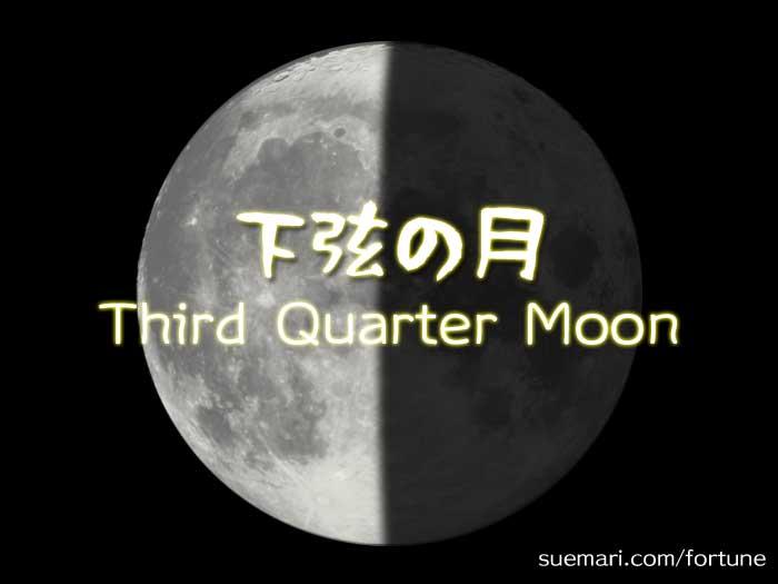 月齢 22.7 日