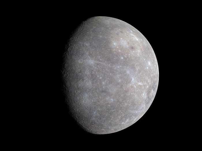 水星が逆行中
