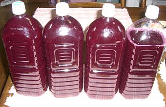 紫蘇ジュースの作り方 色が綺麗、夏バテ防止にバッチリ☆