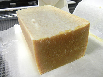 米ぬか石鹸を作る