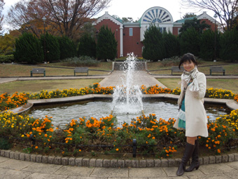 秋の東京滞在記