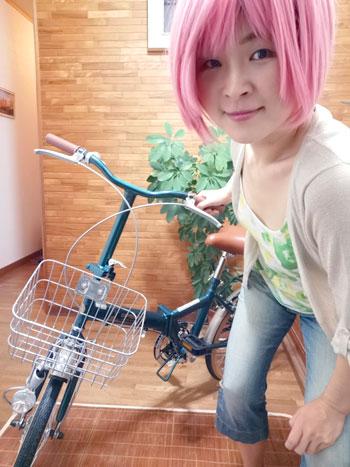 高級カタログギフトで欲しい物がない!が、結局自転車をもらったよ