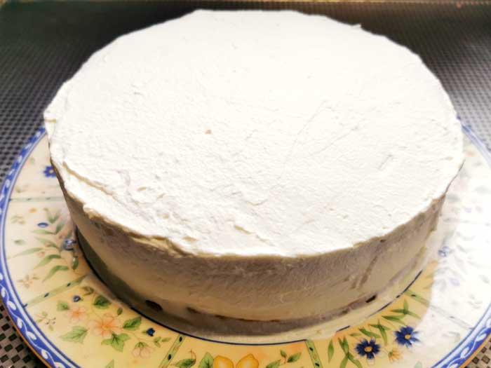手作りクリスマスケーキの作り方
