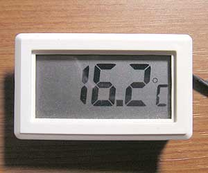 ETM2000 PC THERMOMETER