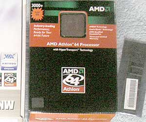 Athlon 64 3000+(Venice) Socket939 BOX