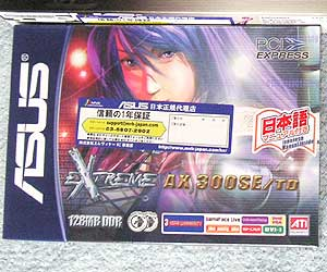 ASUS Extreme AX300SE/TD