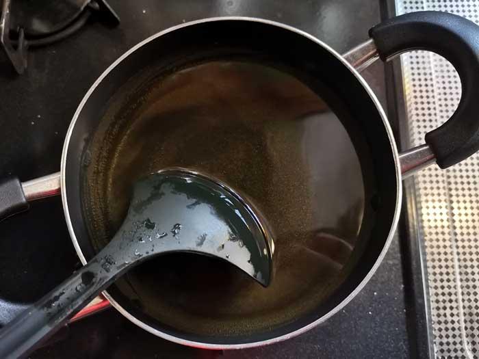 酒粕で甘酒の作り方