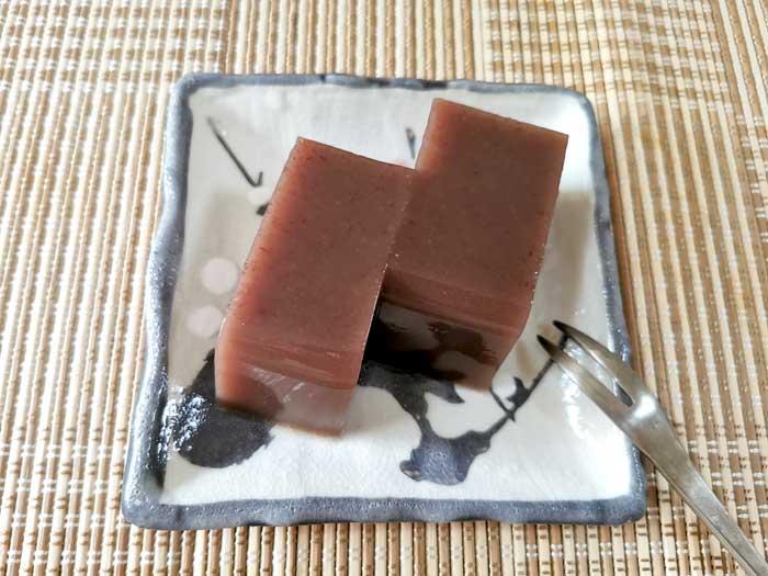 【レシピ】福井名物水ようかんの作り方☆あっさり甘くて超おいしい