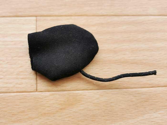 布と綿で簡単手作り☆ネズミのおもちゃの作り方