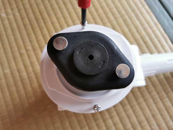 アイリスオーヤマの充電式グラストリマー