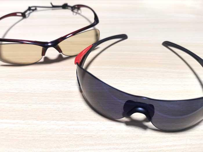 エレコムのブルーライト眼鏡比較