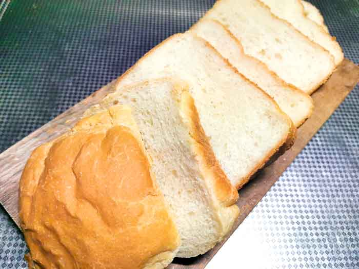 春よ恋で焼いたパン