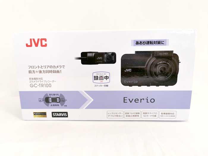 JVC ドライブレコーダー GC-travel00