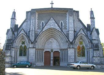 ネルソン クライストチャーチ大聖堂、ビクトリア・ガーデン