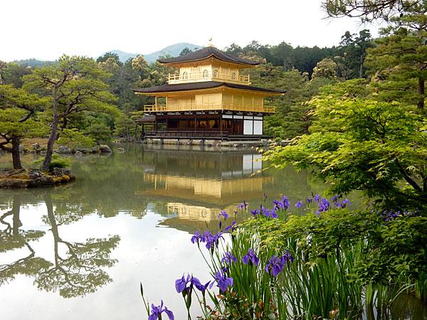 京都観光1~2日目 嵐山、金閣寺、祇園