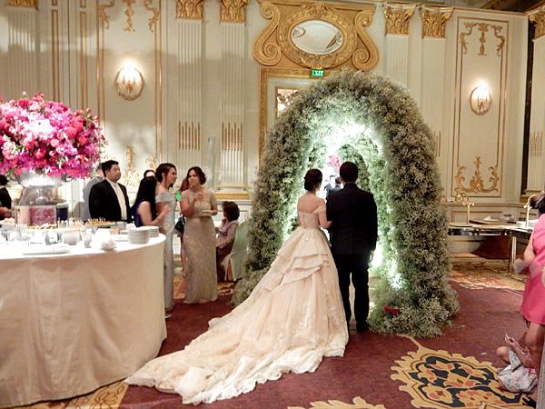 オリエンタルホテルで結婚式 タイのご祝儀相場など