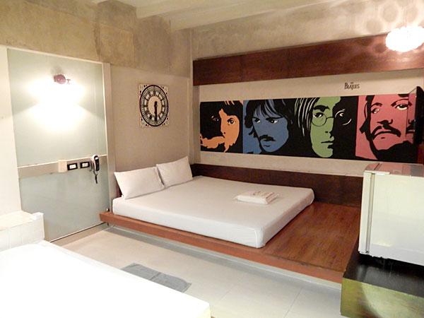 【バンコク】タイのラブホテルに泊まってみました