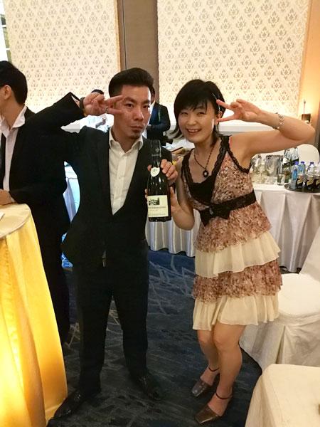 バンコクで結婚式に参加 タイで5番目のお金持ちに出会う
