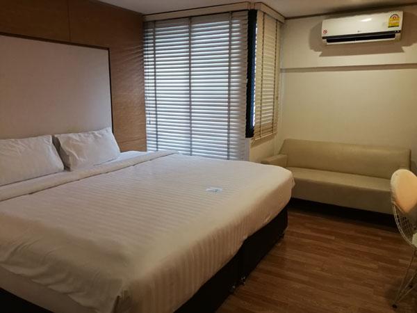 アイ レジデンス ホテル シーロム(I Residence Hotel Silom)