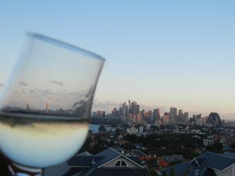 アデレード姫路庭園~シドニーのバルコニーから最高の眺めを楽しむ