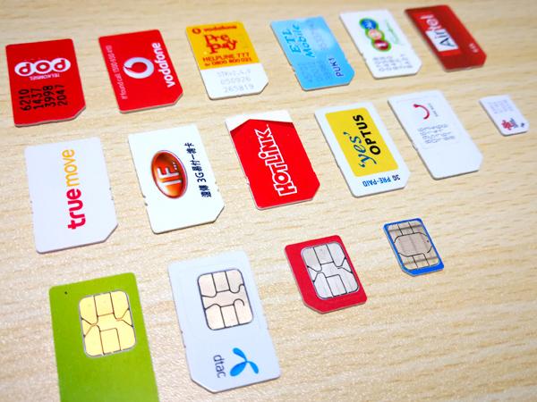 海外でもスマホでネットに楽々接続! 海外旅行で便利なSIMカード一覧