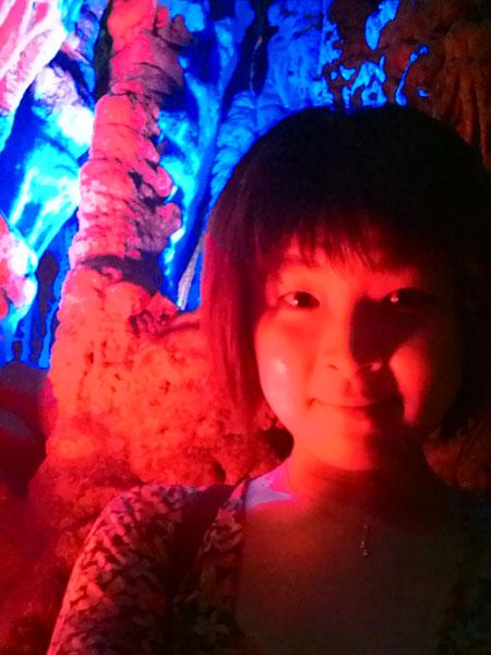 陽朔でレンタサイクル 月亮山~金水岩~印象劉三姐ショー