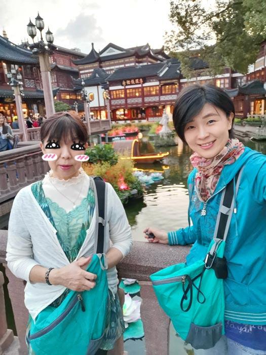 マカオ→上海観光 豫園商場を歩き、上海馬戯城(上海雑技団)を鑑賞