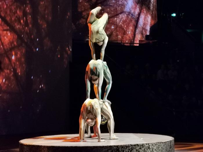 上海で一番人気の雑技団「上海馬戯城 ERA 時空之旅」はオススメ!
