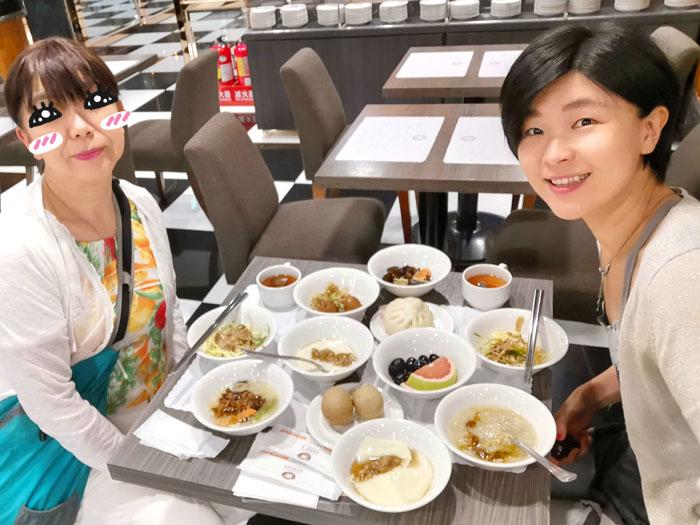 春秋航空で上海から台湾の高雄へ 食事と移動のみで足休め