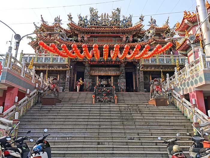 左営元帝廟