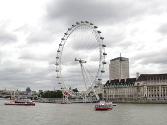 ロンドンを歩く