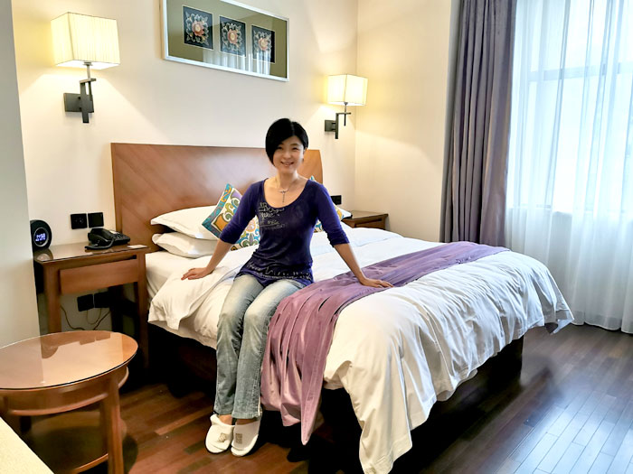 【上海・豫園近く】SSAWブティックホテル上海 (中星君亭酒店) 宿泊記