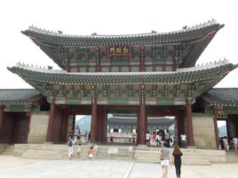 ソウル観光1