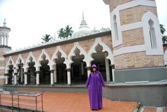 クアラルンプールを歩く マスジッドジャメ、ツインタワーで買い物