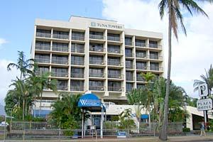 ケアンズプラザホテル(ツナタワー)