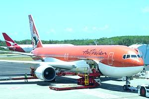 オーストラリアン航空