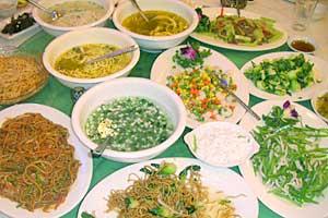 上海風麺料理